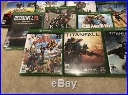 US Xbox One Games Bundle withXbox One X Scorpion Console Kinect Elite Controller