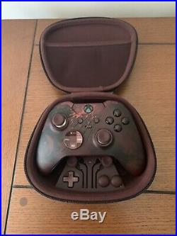 Ultra Rare Xbox One Gears Of War 4 Limited Edition Elite Controller
