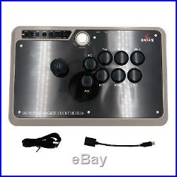 Used Mayflash F500 Elite Arcade Stick For PS3/4 Xbox 360 Xbox One Android and S