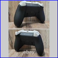 XBOX Elite Series 2 WIRELESS CONTROLLER CUSTOM WATER WAVE MATE BLUES LED
