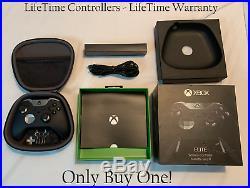 XBOX ONE ELITE Edition Wireless Controller HM3-00001 Black LifeTime Warranty