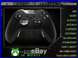 XBOX ONE ELITE RAPID FIRE CONTROLLER Any Colour LED CoD BATTLEFIELD Mod