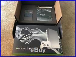XBox One X Platinum Taco Bell Limited Ed Console & Elite Wireless Controller