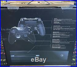 Xbox One 1TB Console Elite Bundle Black Xbox One, System, Controller NEW