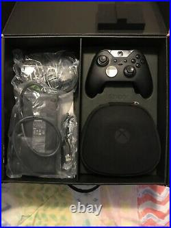 Xbox One 1TB Console + Elite Controller + 5 Games