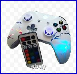 Xbox One Arcade Fire Techfire LED wireless controller +remotexbox one Selite