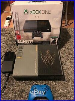 Xbox One Call of Duty Advanced Warfare 1TB Console Please Read