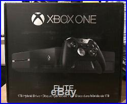 Xbox One Elite 1TB Console Bundle Brand New Free shipping