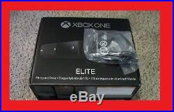 Xbox One Elite 1TB Console + GAME LOT Adult owned slightly used