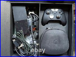 Xbox One Elite Console 1tb with Elite Controller