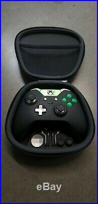 Xbox One Elite Controller (Custom Green Mirror)