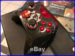 Xbox One Elite Controller Custom gears of war plus component kit