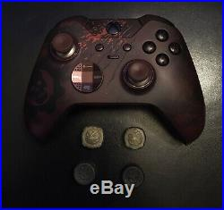 Xbox One Elite Controller Gears Of War Limited Edition