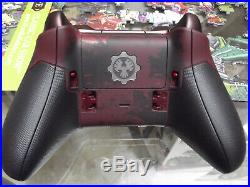 Xbox One Elite Controller Gears of War 4 Special Edition excellent condition