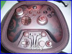 Xbox One Elite Controller Gears of War Rare Collectors Edition