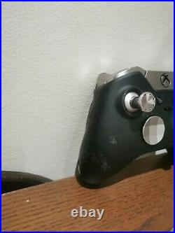 Xbox One Elite Controller V1 Model 1698 Working But Incomplete Spares Or Repair