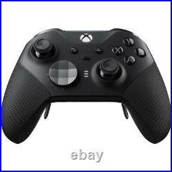 Xbox One Elite Series 2 Black Wireless Controller Microsoft