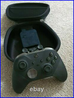 Xbox One Elite Series 2 Wireless Controller Black Opened but never used