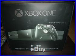 Xbox One Elite System With 1tb Hybrid Hdd And Elite Controller In Box