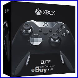 Xbox One Elite Wireless Controller Black