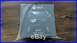 Xbox One Elite Wireless Controller Brand New Factory Sealed NIB Free Shipping