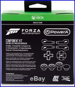 Xbox One Elite Wireless Controller Semi-Rare Mod Pack Forza Component Kit