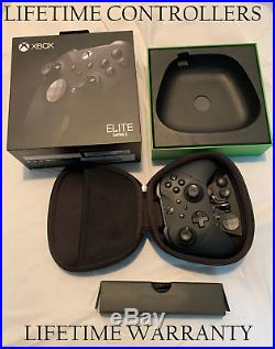 Xbox One Elite Wireless Controller Series 2 LifeTime Warranty All Colors