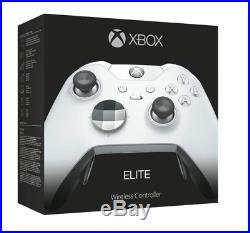 Xbox One Elite Wireless Controller White (Brand New)