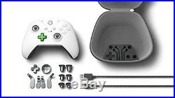Xbox One Elite Wireless Controller (White Special Edition) From Japan F/S