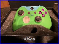 Xbox One Elite Wireless Controller With Kontrol Freeks