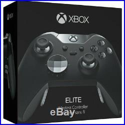 Xbox One Elite Wireless Custom Controller Gold / Red Shadow 6 Month Warranty