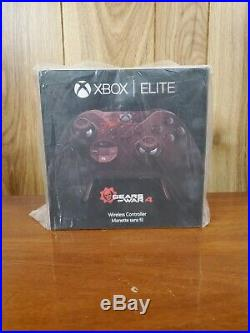 Xbox One Gears Of War 4, Elite Controller, Brand New And Sealed, Still In Bag