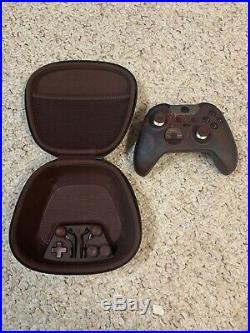 Xbox One Gears Of War 4 Limited Edition Elite Controller Frankenstein Controller