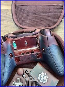 Xbox One Gears of War 4 Elite Wireless Controller