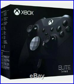 Xbox One Official Elite Wireless Controller Series 2 Brand New Sealed Black