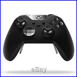 Xbox One Original Microsoft Wireless Controller / Gamepad #schwarz Elite