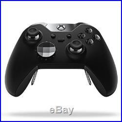 Xbox One Original Wireless Elite Pad #schwarz Microsoft (OVP beschädigt) NEU