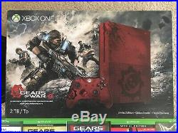 Xbox One S 2TB Gears of War 4 Limited Edition Bundle with Elite Controller