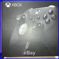 Xbox One S Elite Series 2 Controller Black Fast Ship by USPS Priority NEW