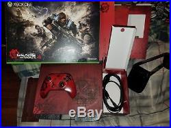 Xbox One S Gears of War 4 Bundle w GoW Elite Controller 6 games and Astro A50