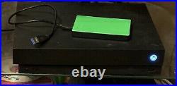 Xbox One X 1 Tb Plus Xbox Elite Series 2 Controller 17 Games External HD
