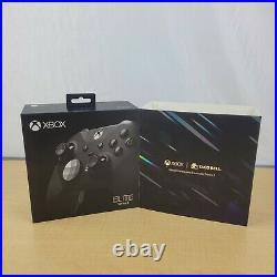 Xbox One X 1TB Taco Bell Eclipse Console Bundle Elite Series 2 control