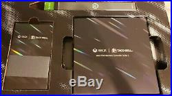Xbox One X Eclipse Limited Edition Taco Bell Bundle Elite Series 2 Controller