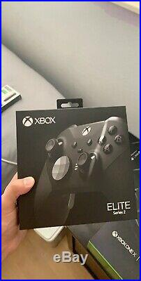 Xbox One X Eclipse Limited Edition Taco Bell Bundle with Elite Series 2 Controller
