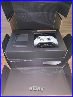 Xbox One X Limited Platinum Taco Bell Edition with Elite Controller and cords