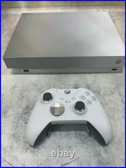 Xbox One X Limited Taco Bell Platinum Edition With Elite Series Controller