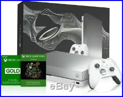 Xbox One X Platinum Limited Edition Taco Bell Elite Controller NEW IN BOX