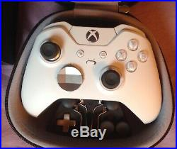 Xbox One X Platinum Taco Bell Limited Edition Package Elite Controller White