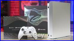 Xbox One X Platinum Taco Bell Limited Edition with Elite Controller
