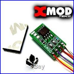 Xbox One X, S, Elite Original Mod Chip Rapid Fire Controller Xmod 30 Mode, Lot 10